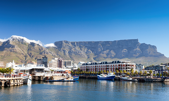 Table Mountain - Africa do Sul